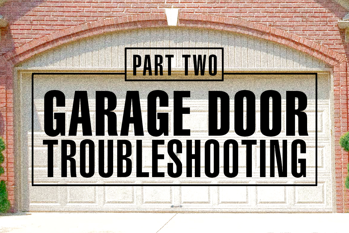 garage door opener troubleshootingGarage Door Opener Troubleshooting  Nask Door