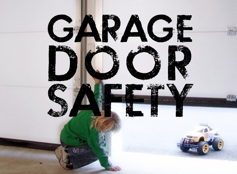childproof your garage