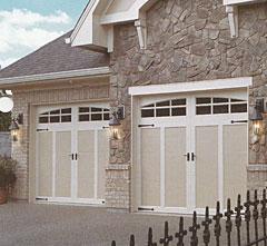 Carriage Garage Doors Are Popular Garage Door Types
