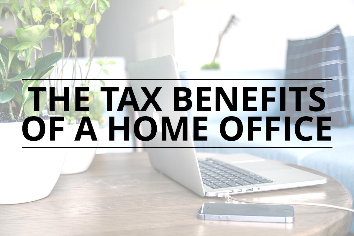 The Tax Benefits Of A Home Office - Garage Door | Nask Door